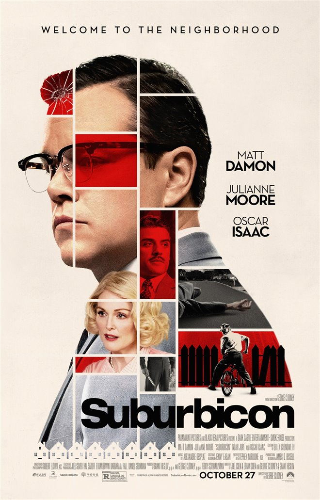 Suburbicon Large Poster