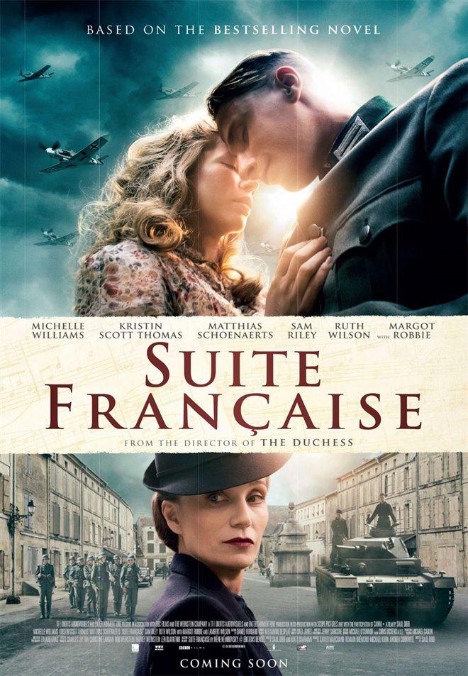 Suite Française Large Poster