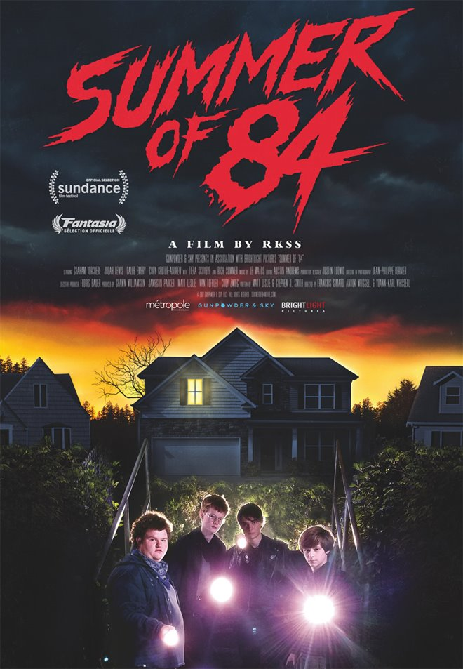 Summer of 84 Large Poster