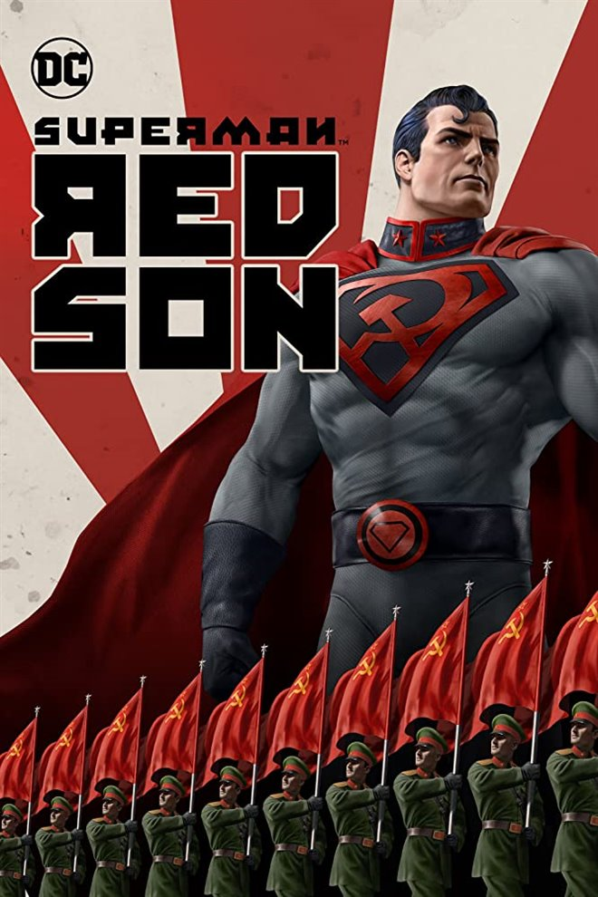 Superman: Red Son Large Poster