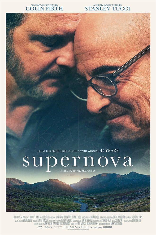 Supernova Large Poster