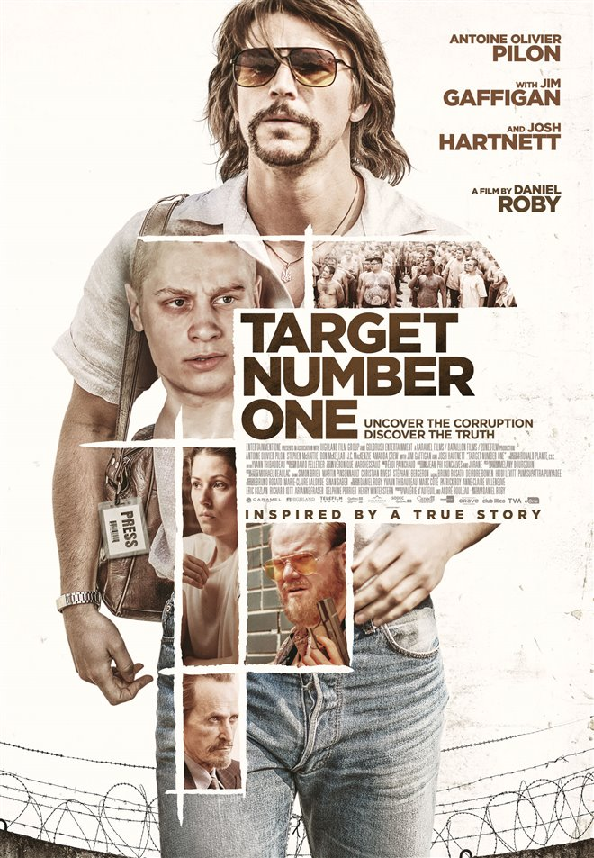 Target Number One Large Poster