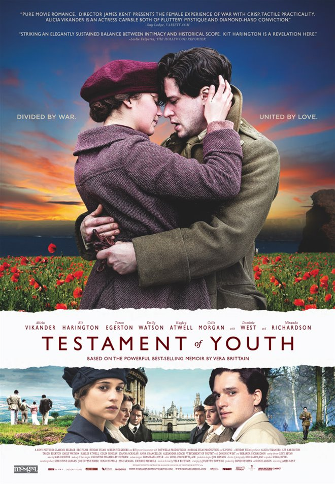 Testament of Youth Large Poster