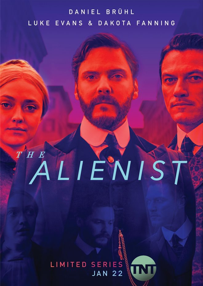 The Alienist Large Poster