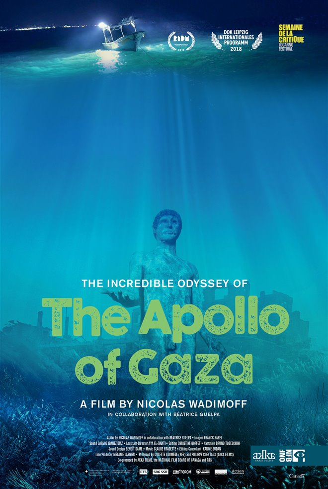 The Apollo of Gaza Large Poster