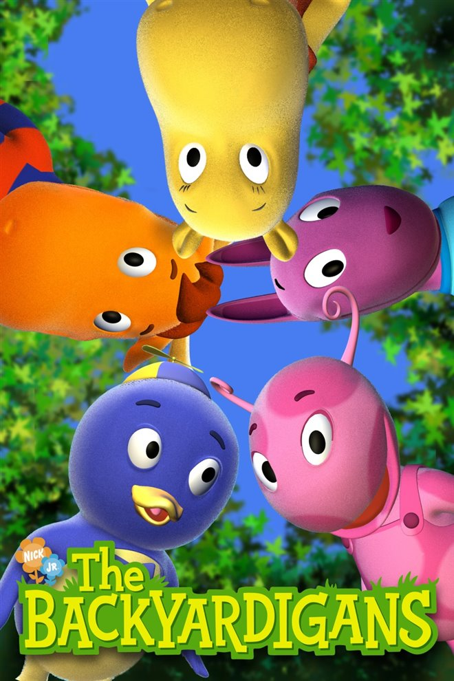 The Backyardigans Large Poster