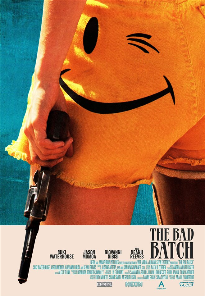 The Bad Batch Large Poster