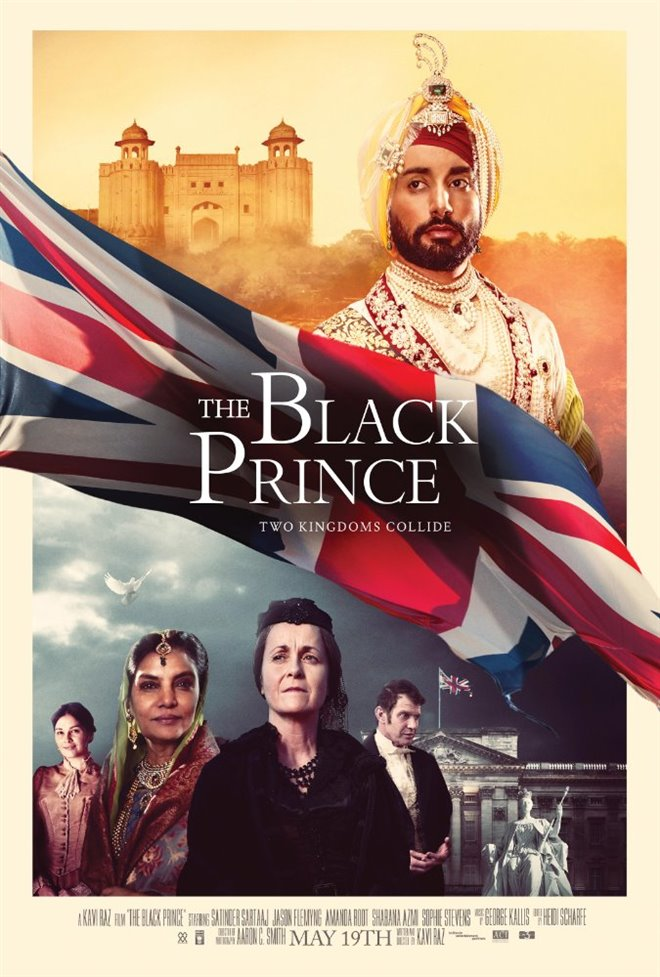 The Black Prince Large Poster