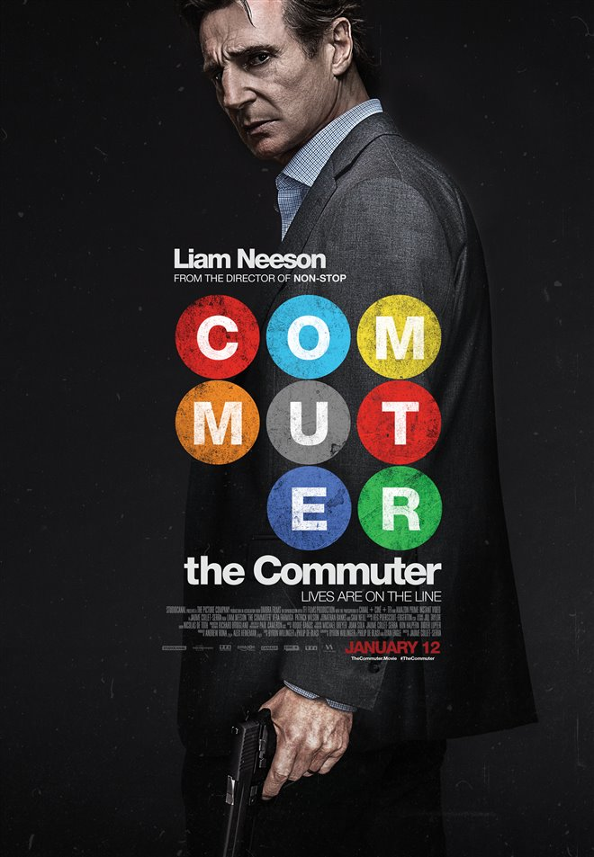 The Commuter Large Poster