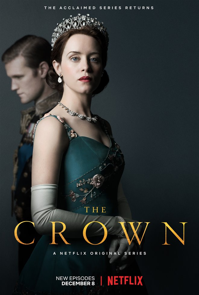 The Crown (Netflix) Large Poster