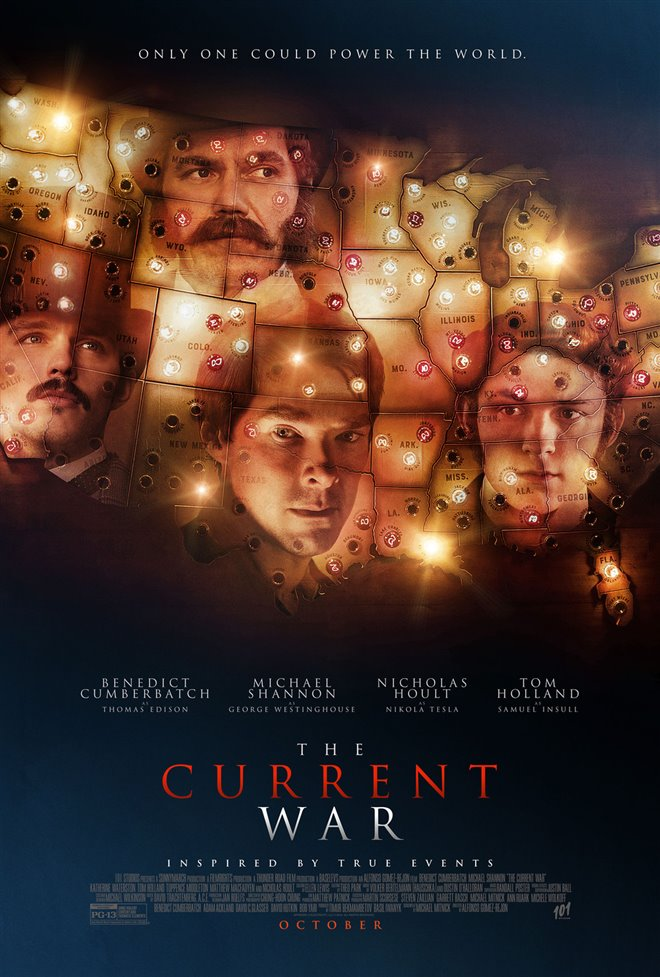 The Current War: Director's Cut Large Poster