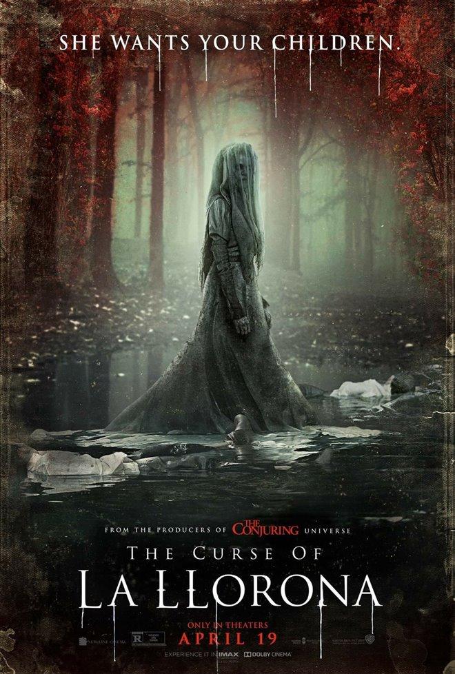 The Curse of La Llorona Large Poster