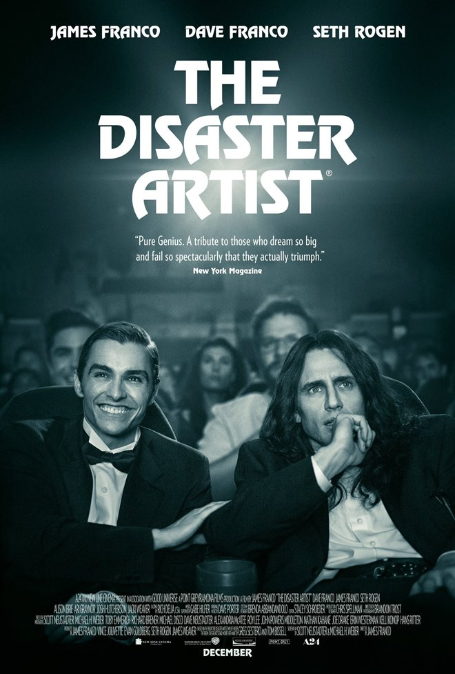 The Disaster Artist Large Poster