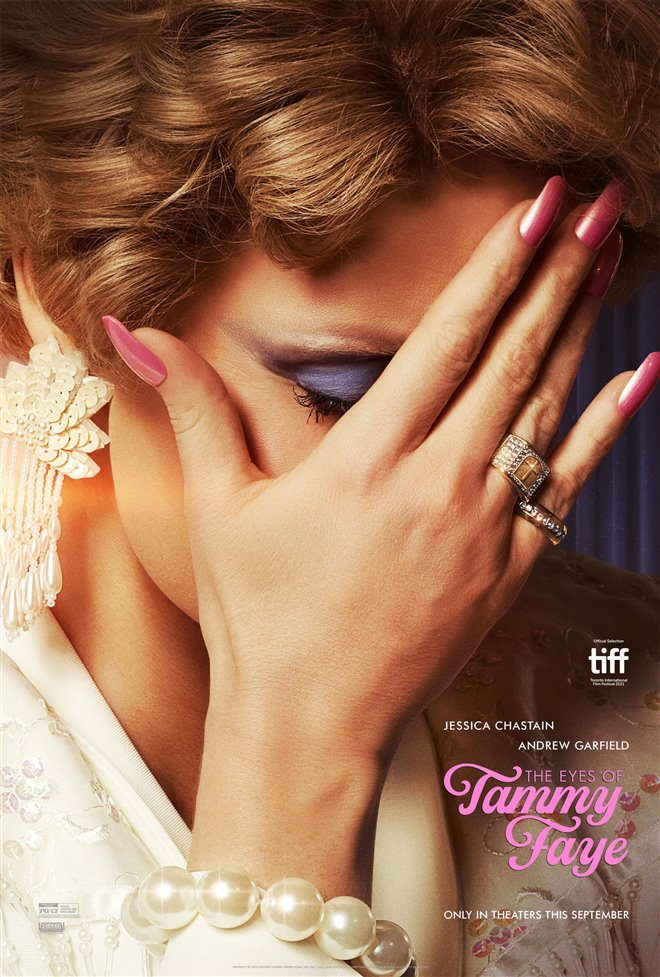 The Eyes of Tammy Faye Large Poster