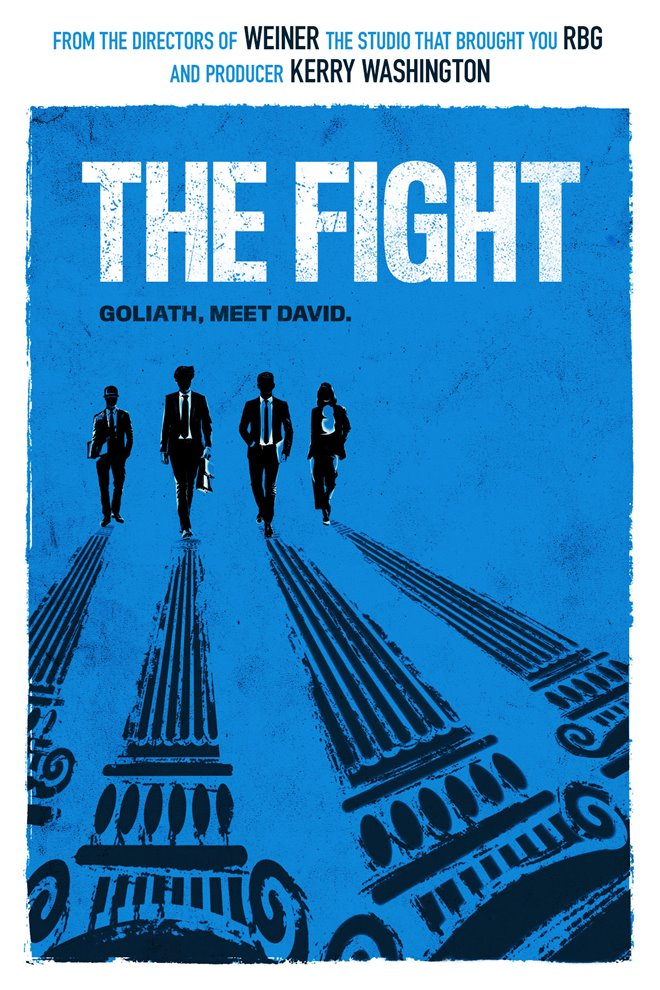 The Fight Large Poster