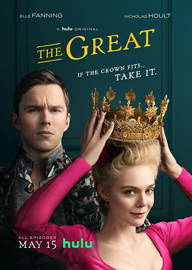 The Great (Amazon Prime Video/Hulu) Large Poster