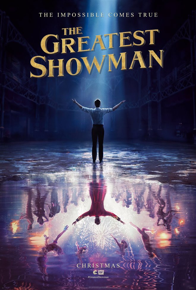 The Greatest Showman Large Poster