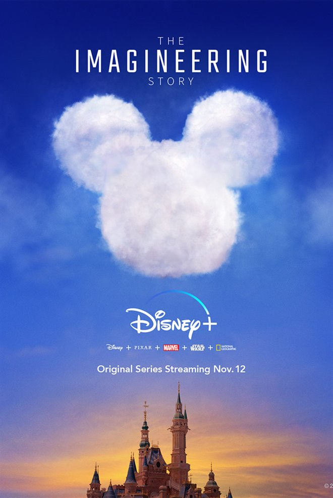 The Imagineering Story (Disney+) Large Poster