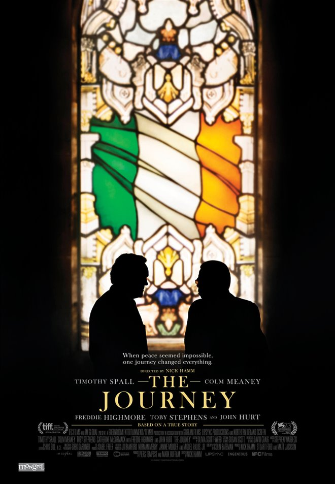 The Journey Large Poster
