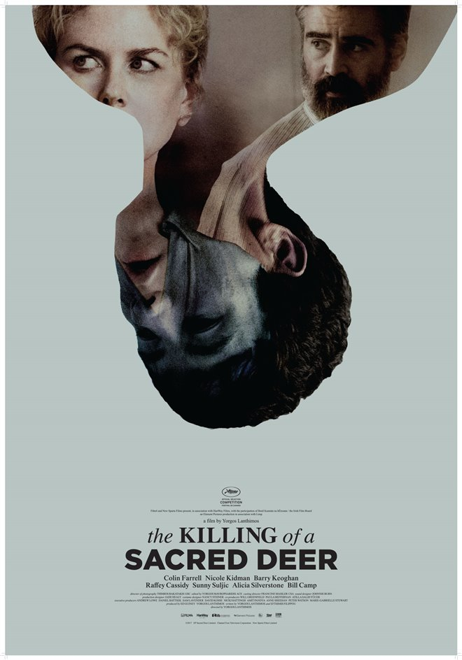 The Killing of a Sacred Deer Large Poster