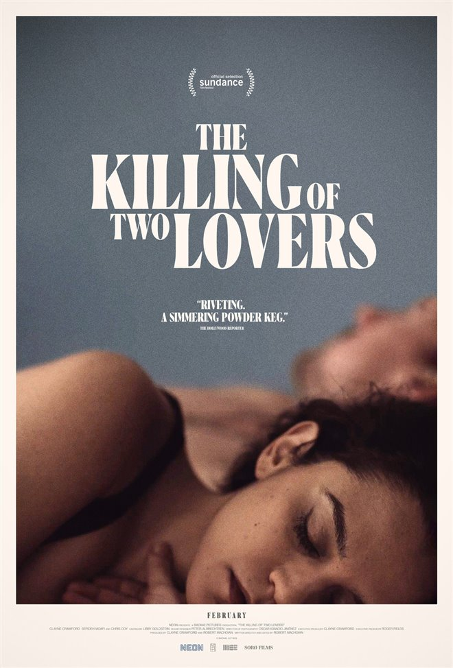 The Killing of Two Lovers Large Poster