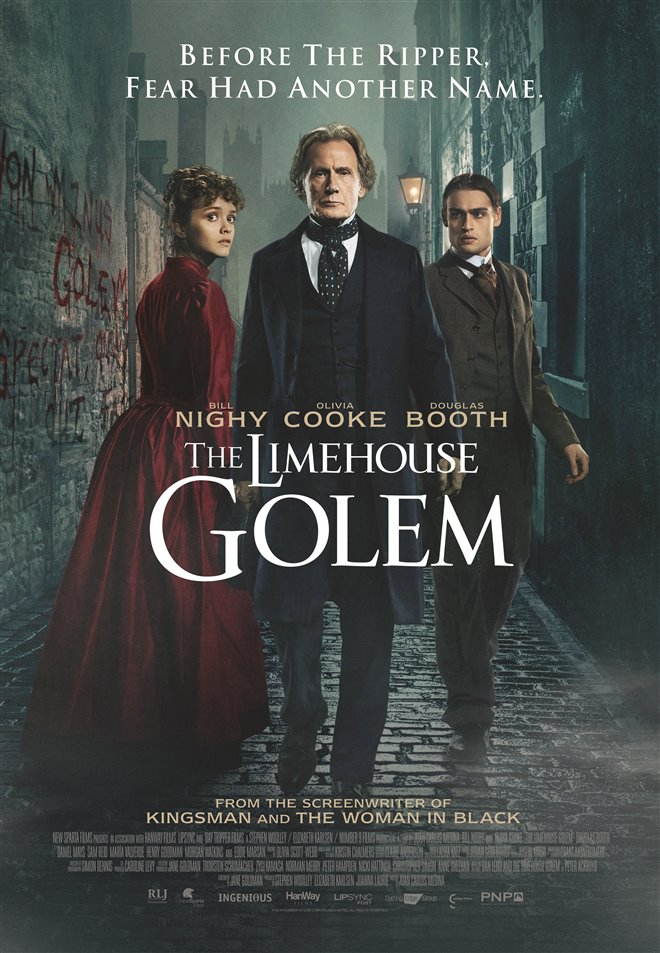The Limehouse Golem Large Poster