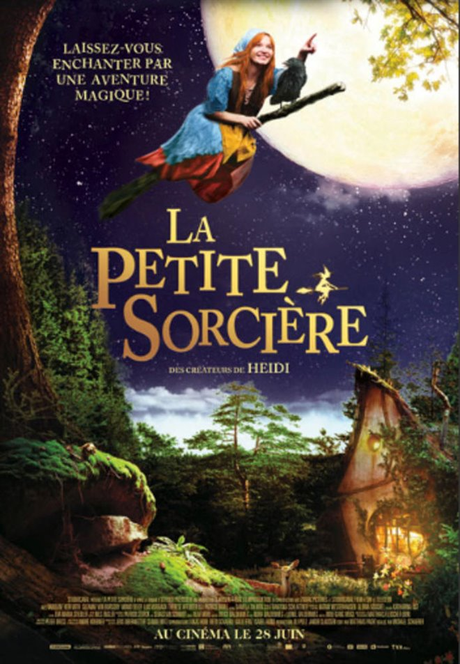 The Little Witch Large Poster