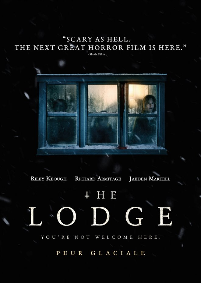 The Lodge Large Poster