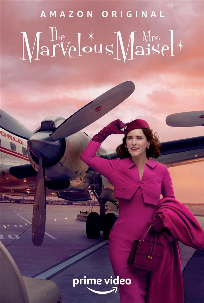 The Marvelous Mrs. Maisel (Amazon Prime Video) Large Poster