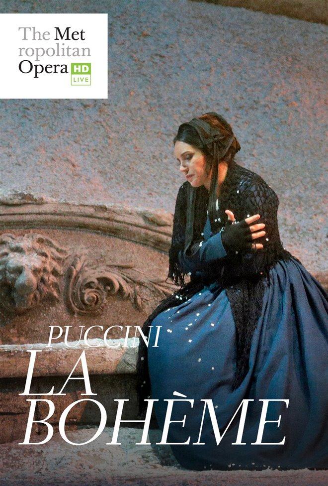 The Metropolitan Opera: La Bohème Large Poster