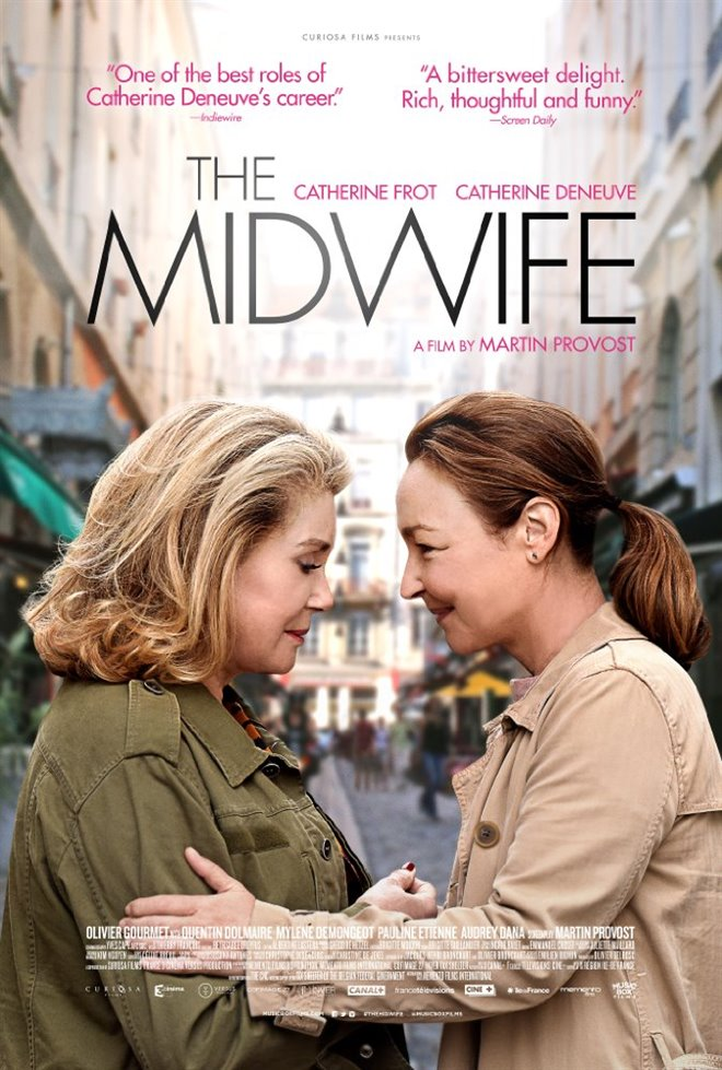 The Midwife Large Poster