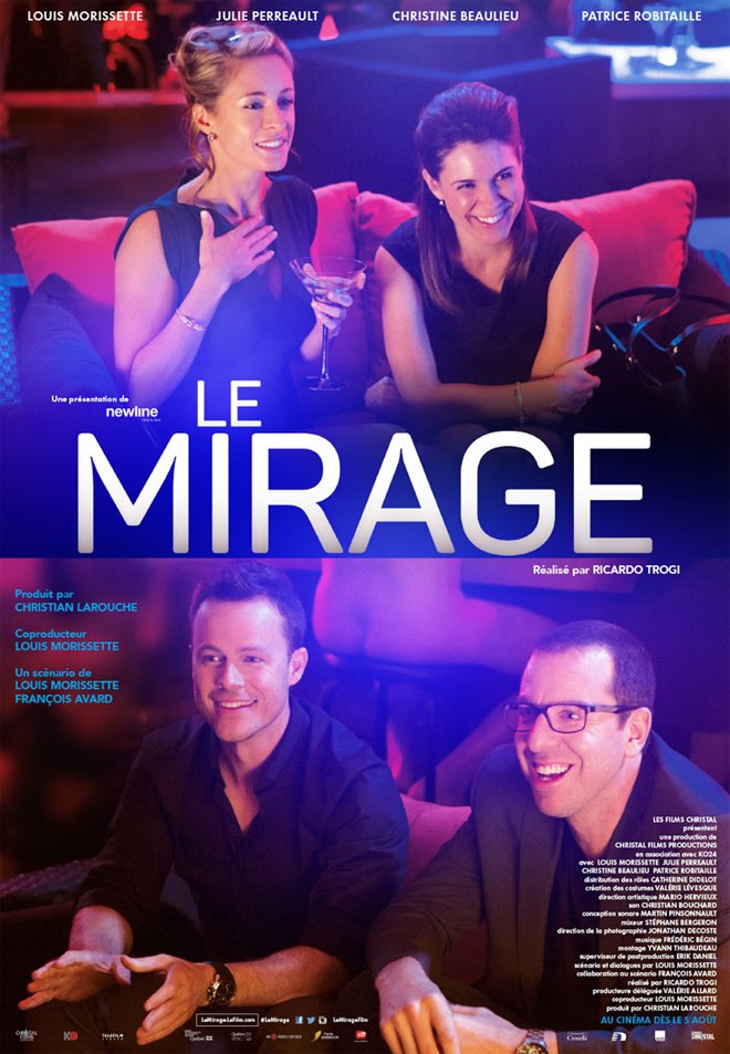 The Mirage Large Poster