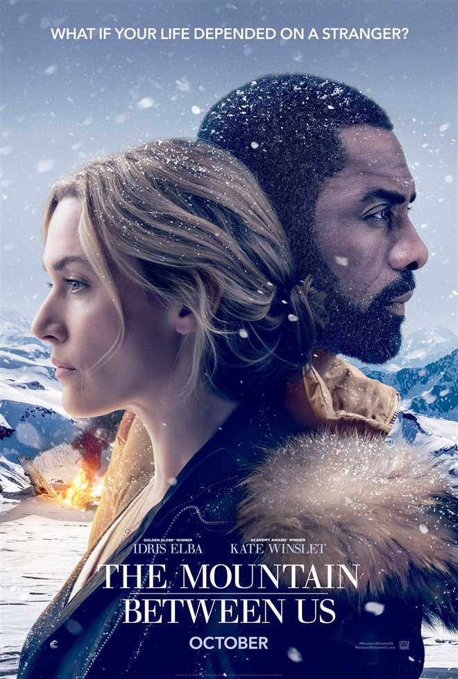 The Mountain Between Us Large Poster