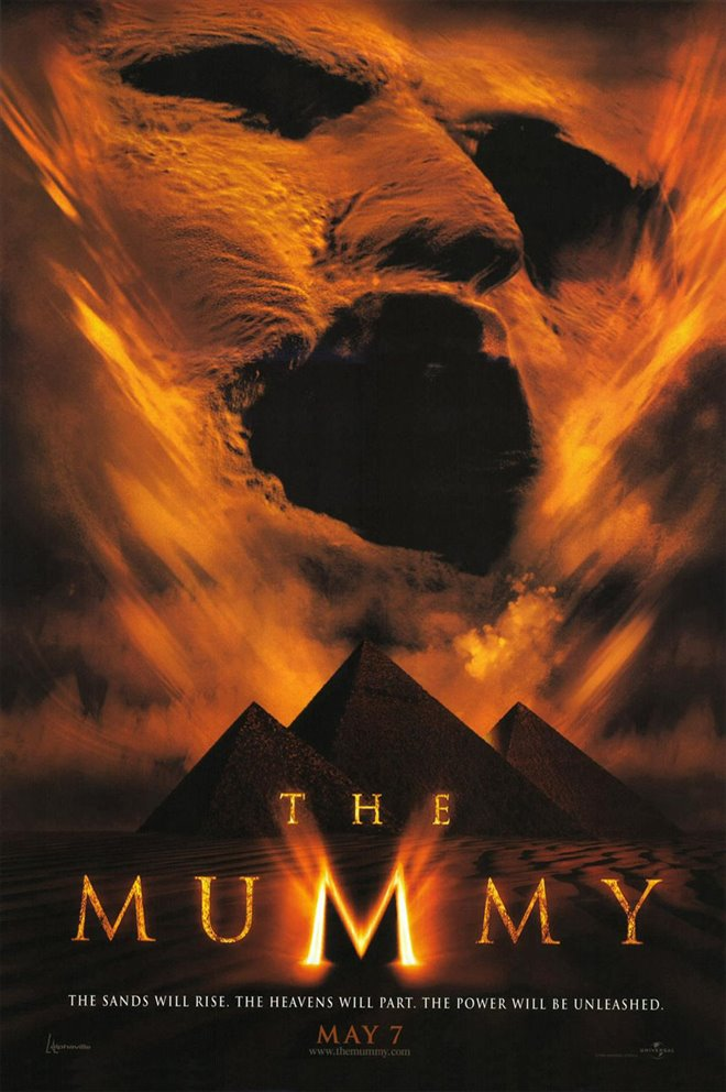 The Mummy (1999) Large Poster