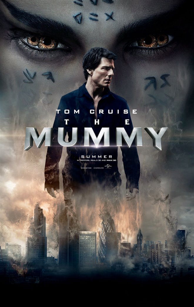 The Mummy Large Poster