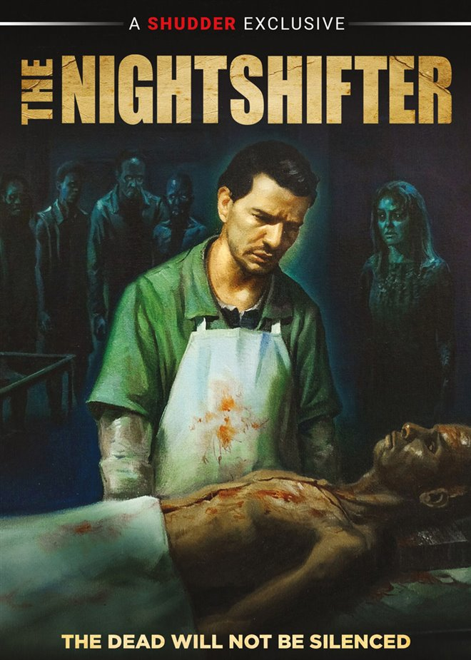 The Nightshifter Large Poster