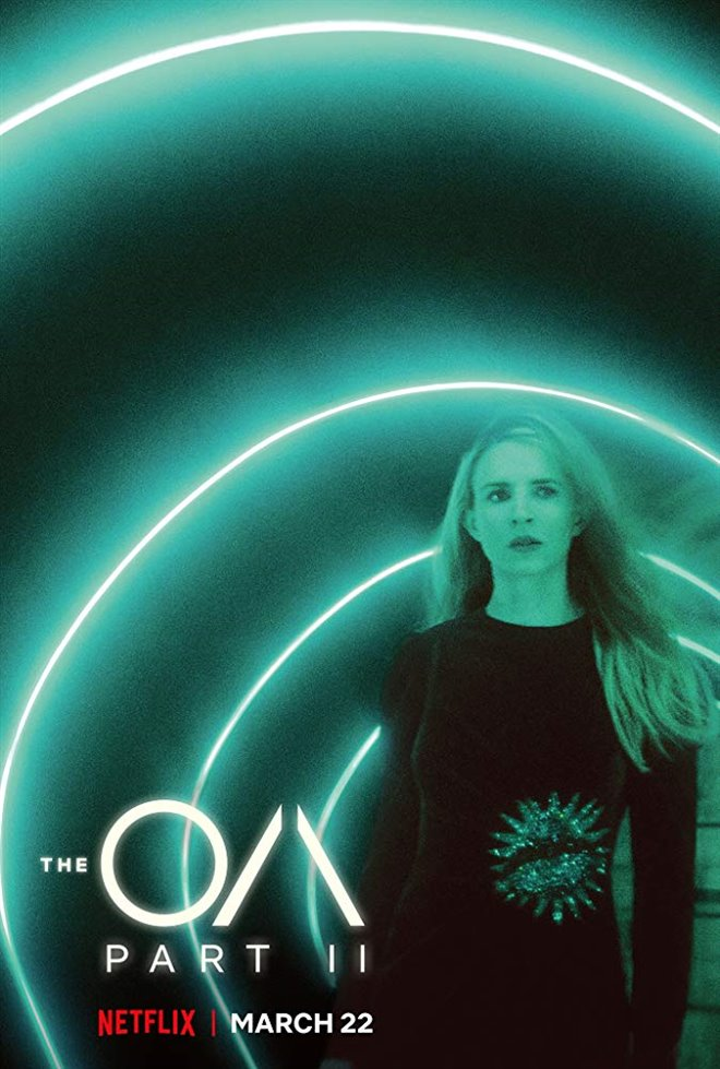 The OA (Netflix) Large Poster
