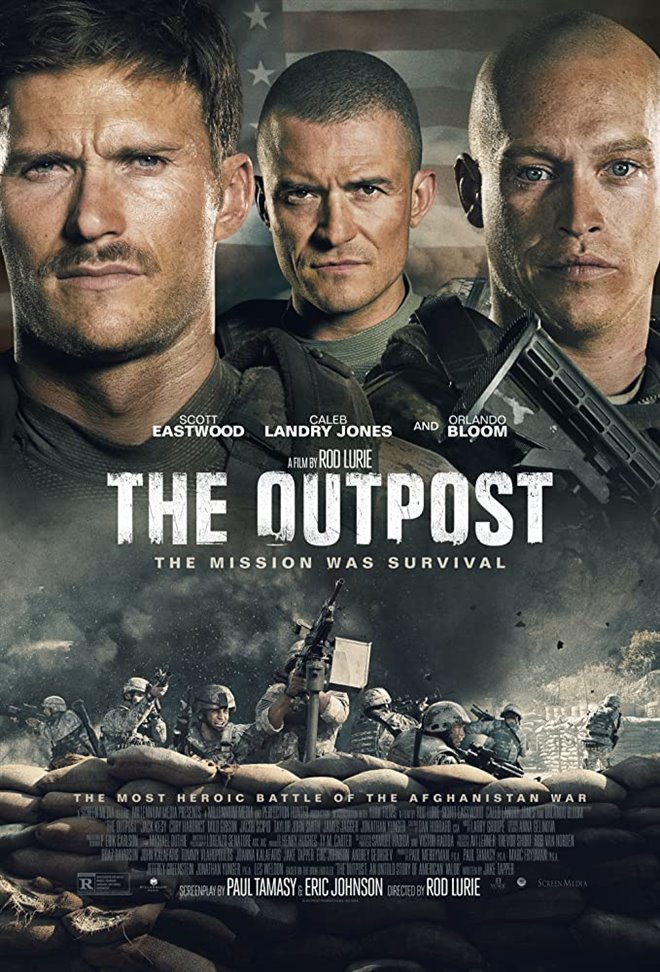 The Outpost Large Poster