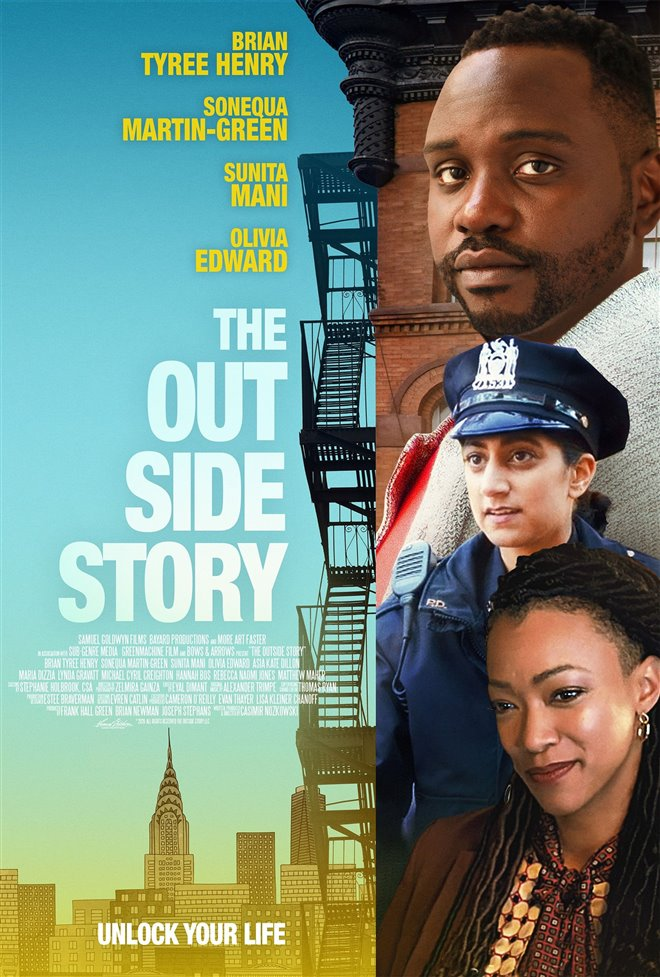 The Outside Story Large Poster