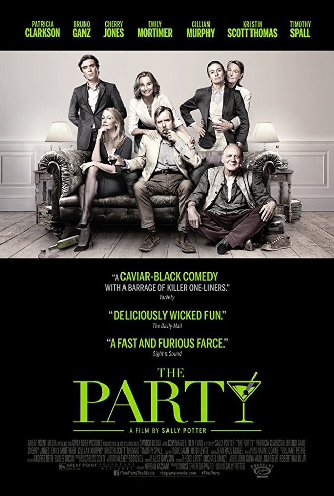 The Party Large Poster