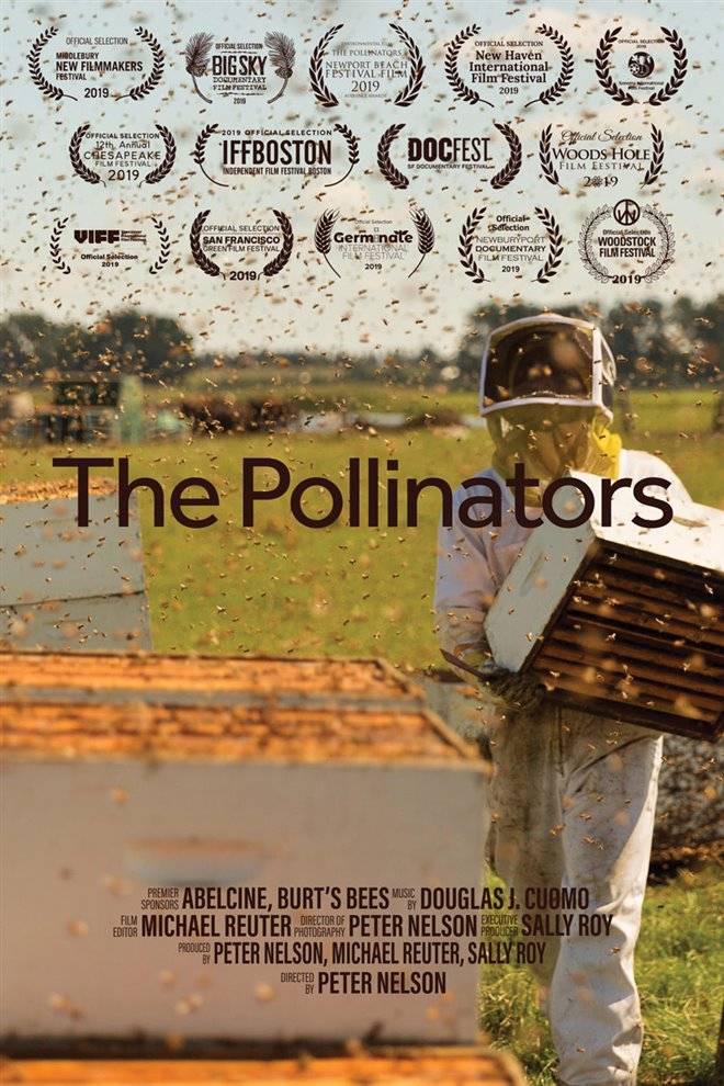 The Pollinators Large Poster