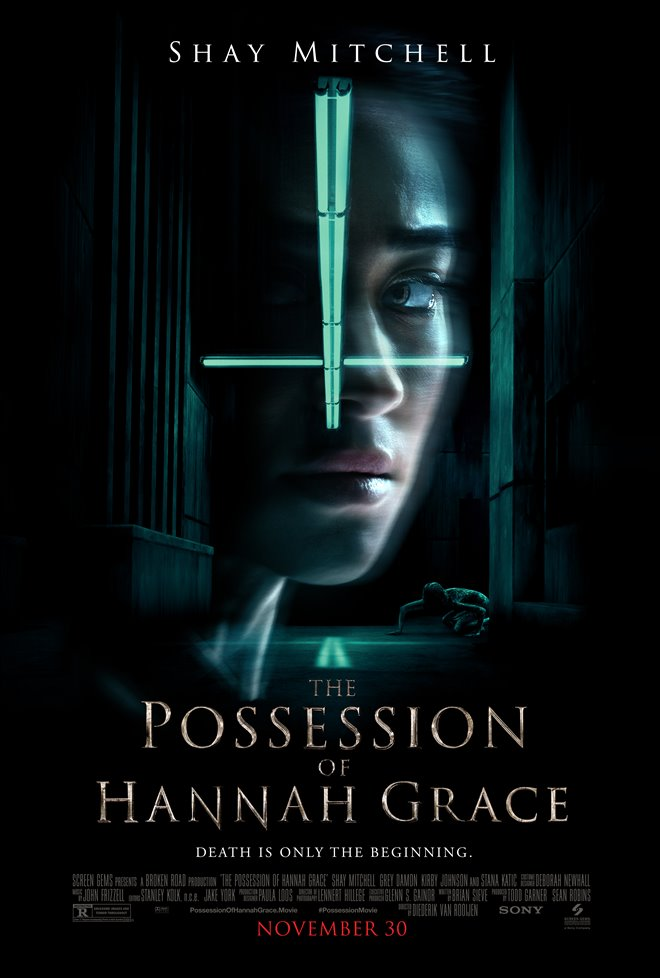 The Possession of Hannah Grace Large Poster