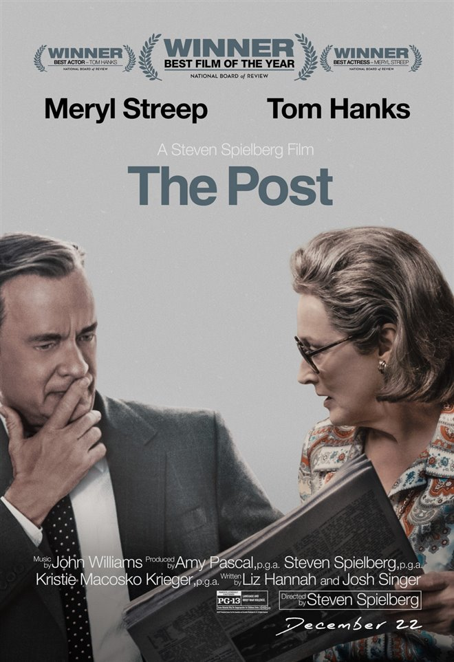 The Post Large Poster