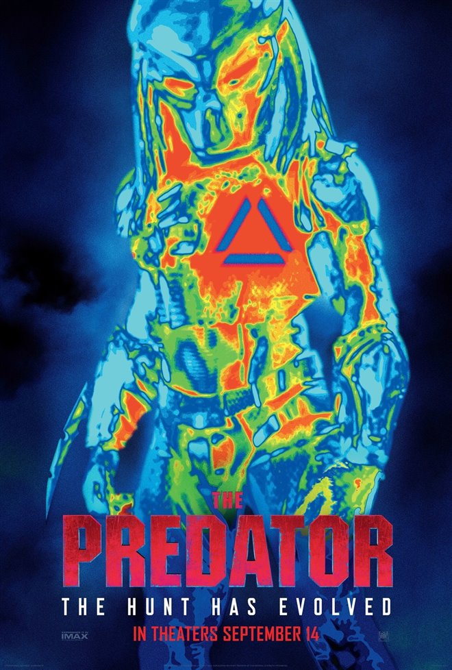 The Predator Large Poster