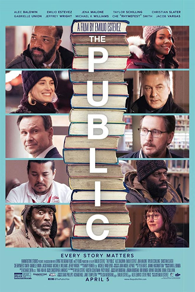 The Public Large Poster