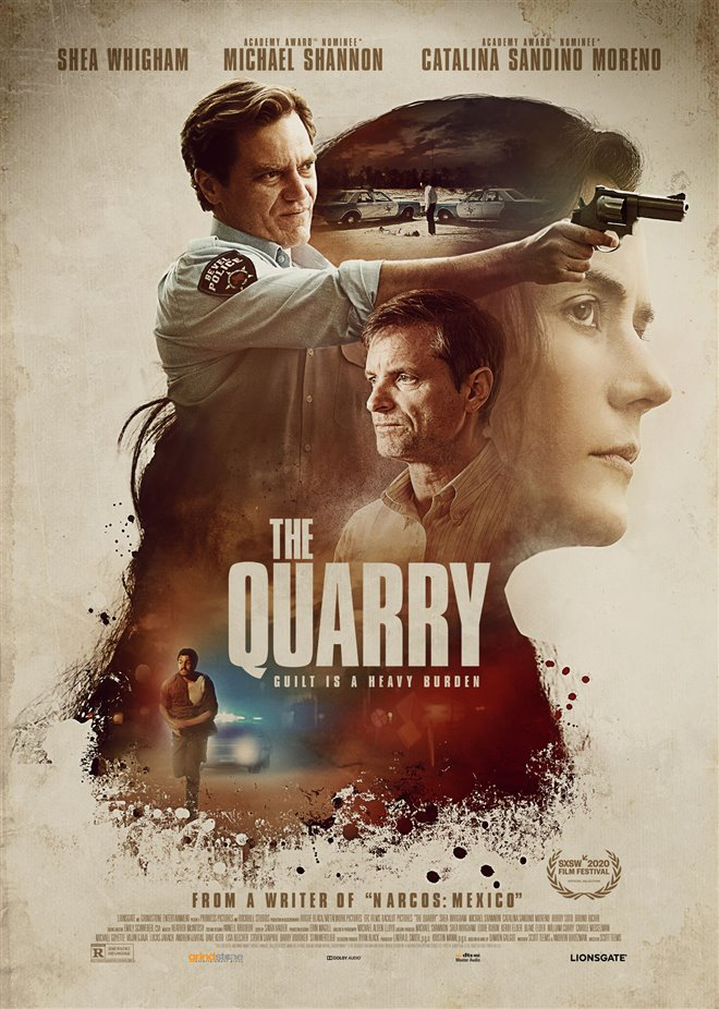 The Quarry Large Poster