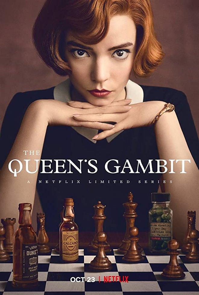 The Queen's Gambit (Netflix) Large Poster