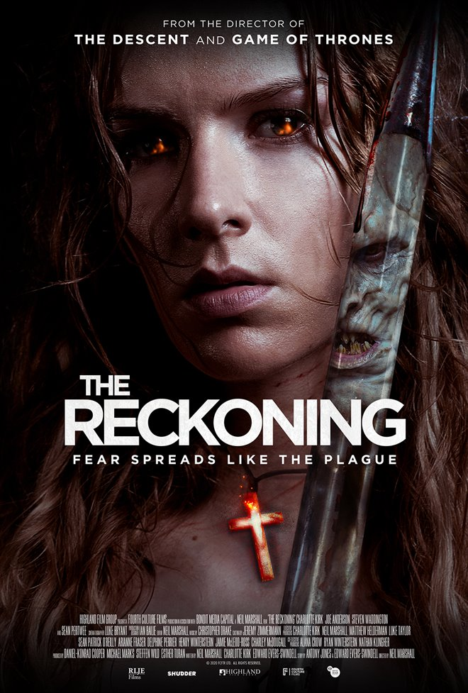 The Reckoning Large Poster
