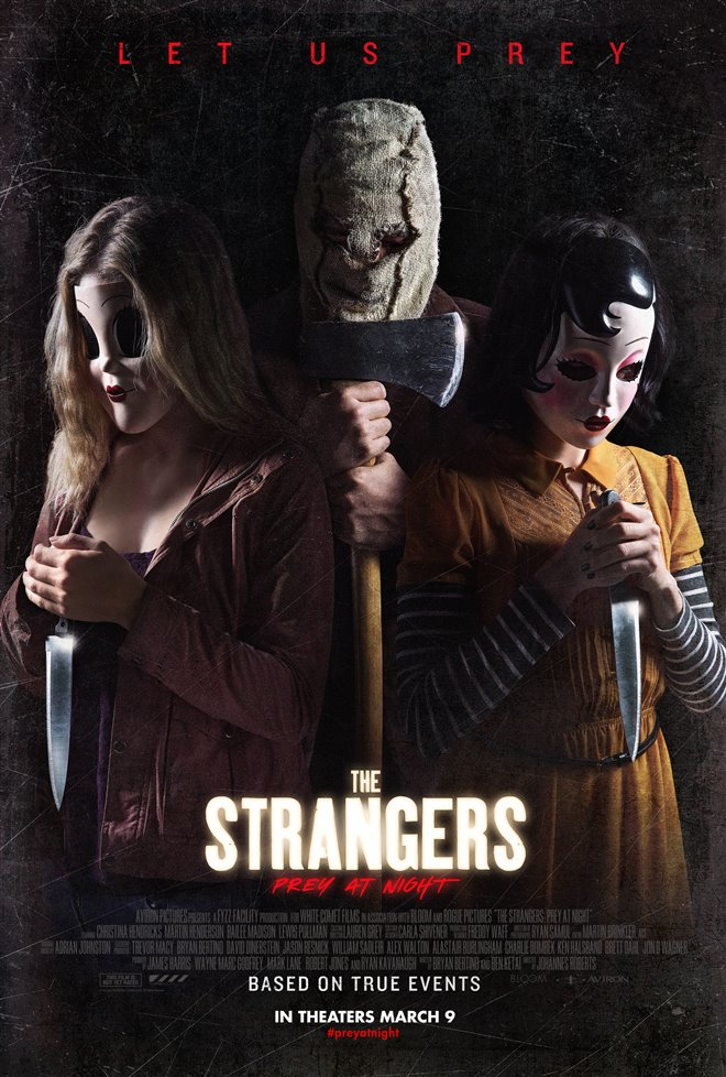 The Strangers: Prey at Night Large Poster