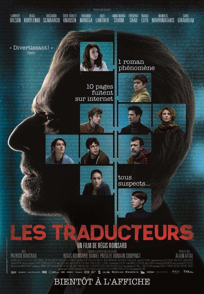 The Translators Large Poster